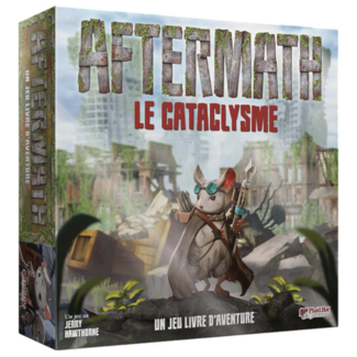 Plaid Hat Games Aftermath - Le cataclysme [French]