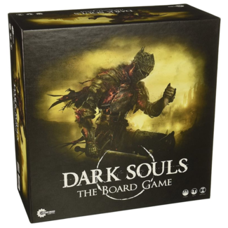 Steamforged Games Dark Souls - The Board Game [français]