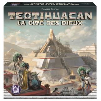 Pixie Games Teotihuacan - La cité des dieux [French]
