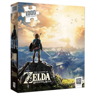 USAopoly Zelda - Breath of the Wild (1000 pièces)