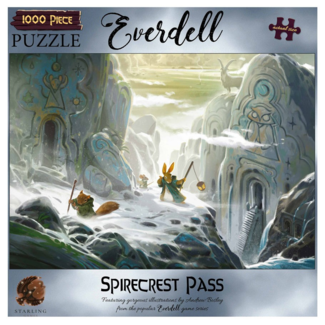 Starling Games Everdell - Spirecrest Pass (1000 pieces)