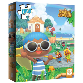 USAopoly Animal Crossing - Summer Fun (1000 pieces)