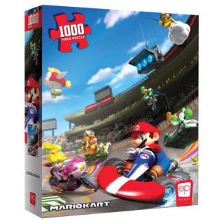 USAopoly Super Mario Kart (1000 pieces)