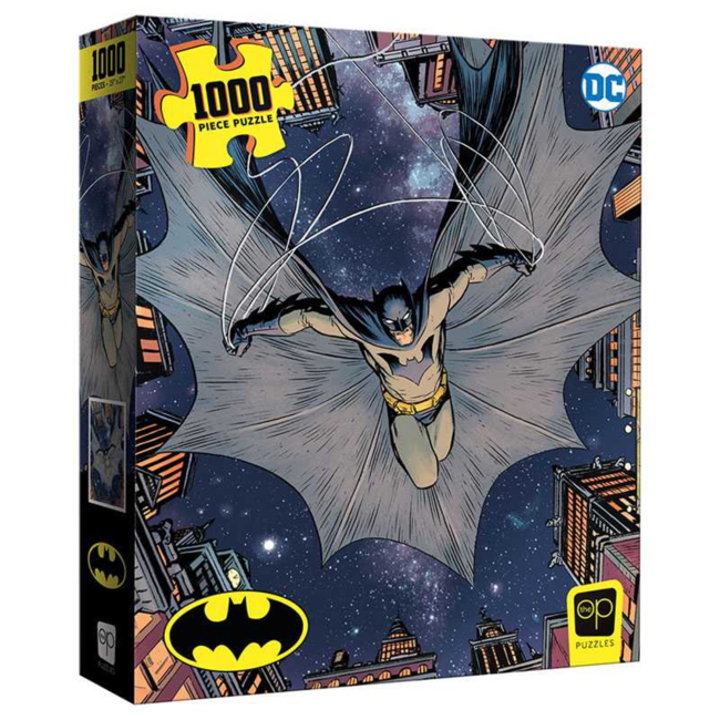 USAopoly Batman - I Am the Night (1000 pieces)