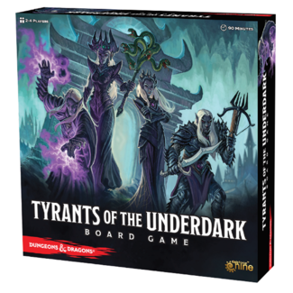 Gale Force Nine Dungeons & Dragons - Tyrants of the Underdark (Expanded Edition) [English]
