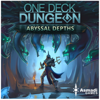 Asmadi Games One Deck Dungeon : Abyssal Depths [anglais]