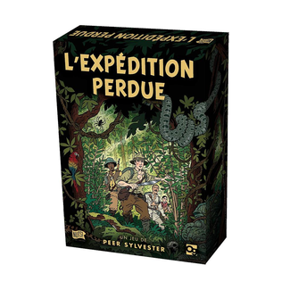 Nuts Games Expédition perdue (l') [French]