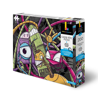 Lalita's Art Shop Robots (200 pieces)