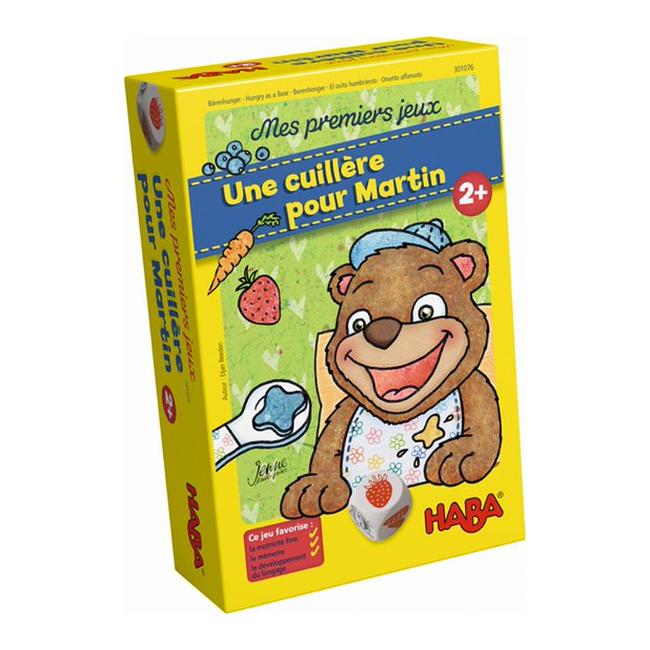 Haba Cuillère pour Martin (une) [français]