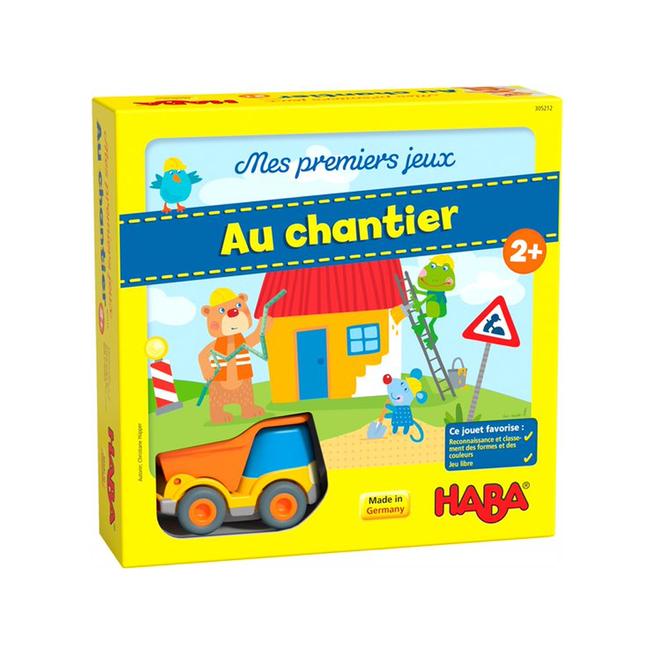 Haba Au chantier [French]