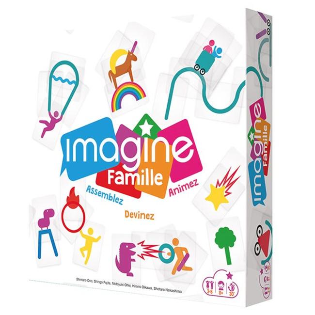 Cocktail Games Imagine - Famille [français]