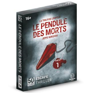 Norsker Games 50 Clues - La trilogie Léopold (1) - Le pendule des morts [French]