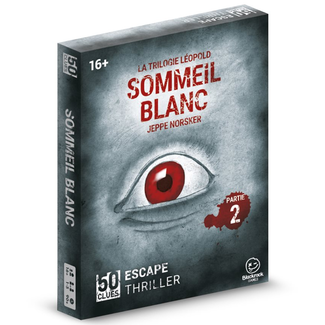 Norsker Games 50 Clues - La trilogie Léopold (2) - Sommeil blanc [French]