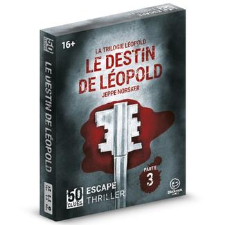 Norsker Games 50 Clues - La trilogie Léopold (3) - Le destin de Léopold [français]