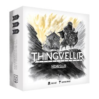 Grrre Games Nidavellir : Thingvellir [French]