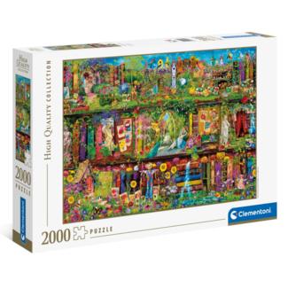 Clementoni The Garden Shelf (2000 pièces)