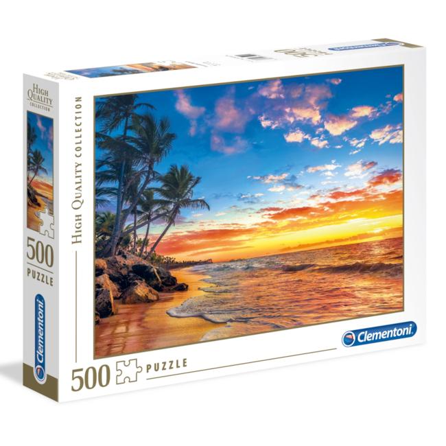 Clementoni Paradise Beach (500 pièces)