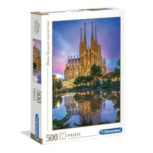 Clementoni Sagrada Familia (500 pieces)