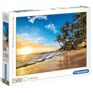 Clementoni Tropical Sunrise (1500 pieces)