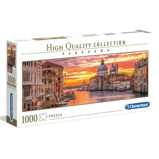 Clementoni The Grand Canal - Venice - panoramique (1000 pièces)