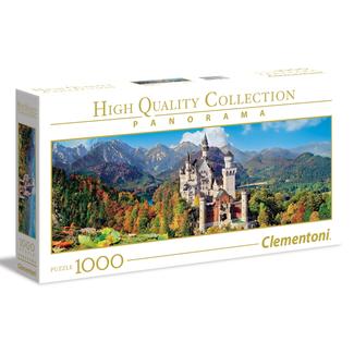 Clementoni Neuschwanstein - Panoramic (1000 pieces)