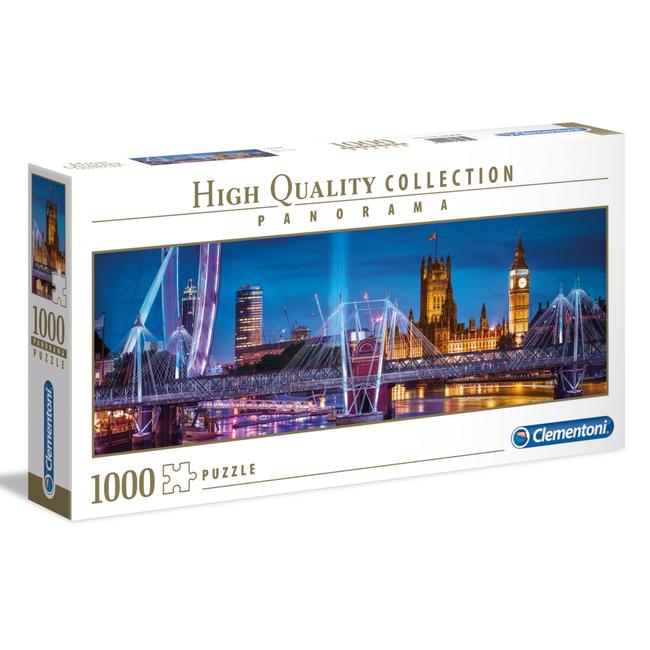 Clementoni London - panoramique (1000 pièces)