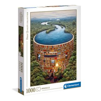 Clementoni Bibliodame (1000 pièces)