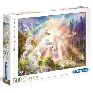 Clementoni Sunset Unicorns (500 pieces)