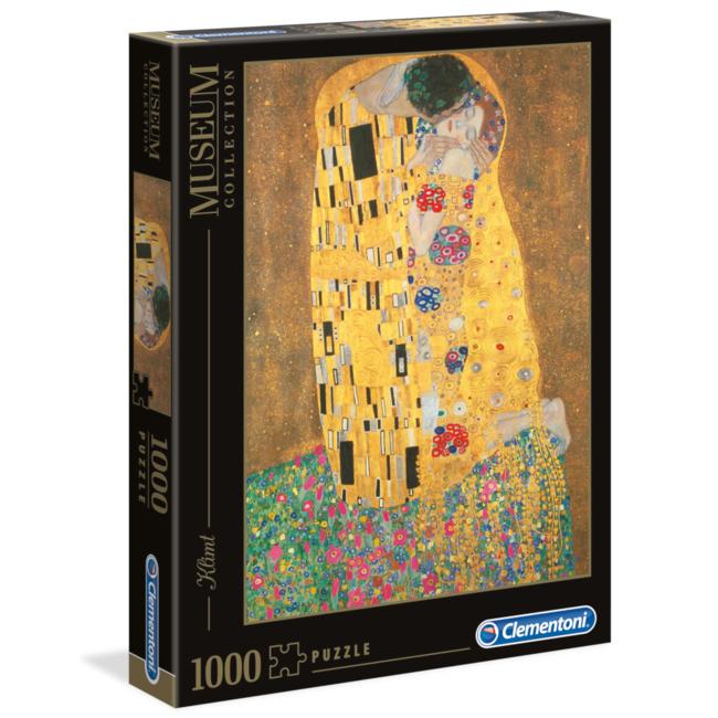 Clementoni Klimt - The kiss (1000 pieces)