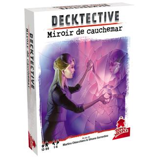 Super Meeple Decktective (3) - Miroir de cauchemar [français]