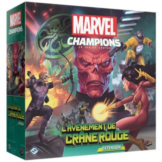 Fantasy Flight Games Marvel Champions (JCE) : L'avènement de Crâne Rouge [French]