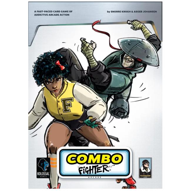 Matagot Combo Fighter : Vs Pack 3 (Lu Tan & Ruby) [English]