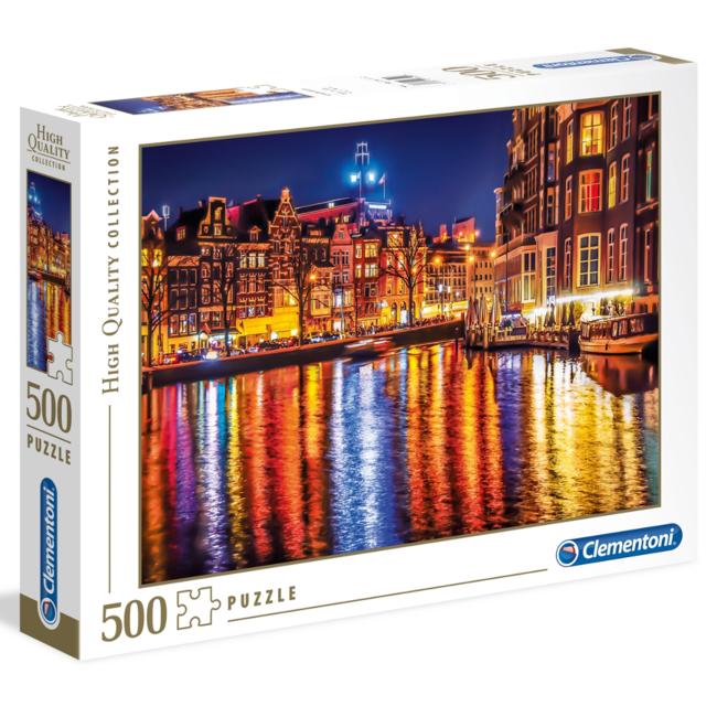 Clementoni Amsterdam (500 pieces)