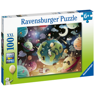 Ravensburger Planet Playground (100 pieces)
