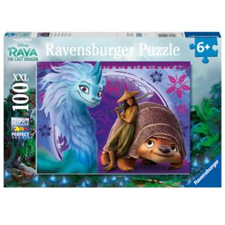 Ravensburger Disney - The Fantastic World of Raya (100 pieces)