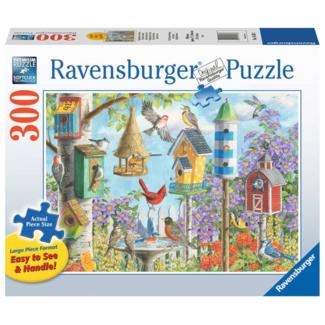 Ravensburger Paradis des oiseaux - Large (300 pièces)