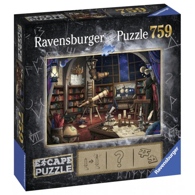 Ravensburger Escape Puzzle - The Space Observatory (759 pieces) [Multi]