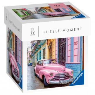 Ravensburger Puzzle Moment - Cuba (99 pieces)