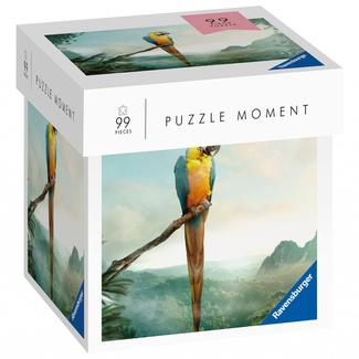 Ravensburger Puzzle Moment - Perroquet (99 pieces)
