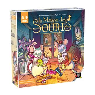 Gigamic Maison des souris (la) [French]