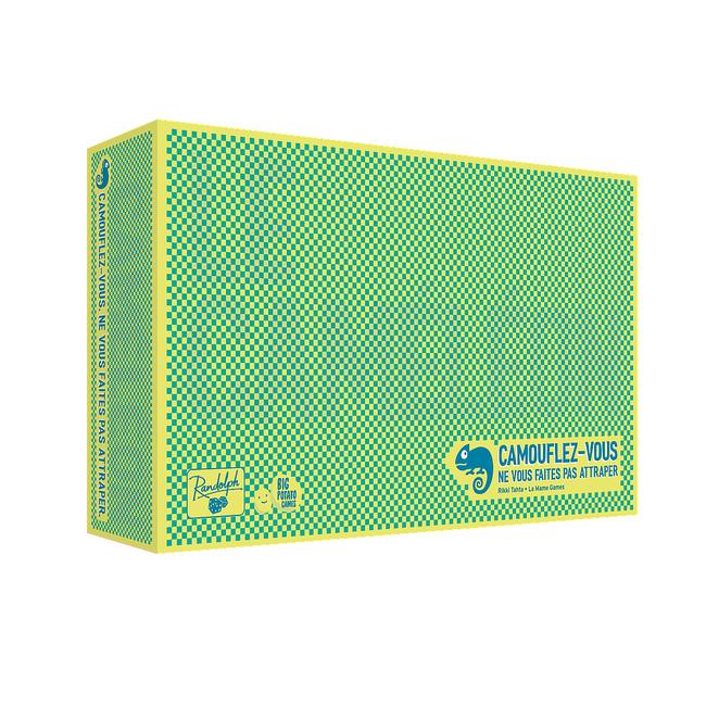 Big Potato Games Caméléon (le) [français]