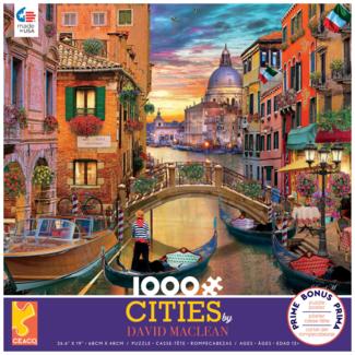 CEACO Cities by David Maclean - Venice (1000 pieces)