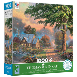 CEACO Thomas Kinkade - Temps plus simples 2 (1000 pièces)