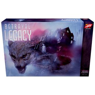 Avalon Hill Betrayal - Legacy [anglais]