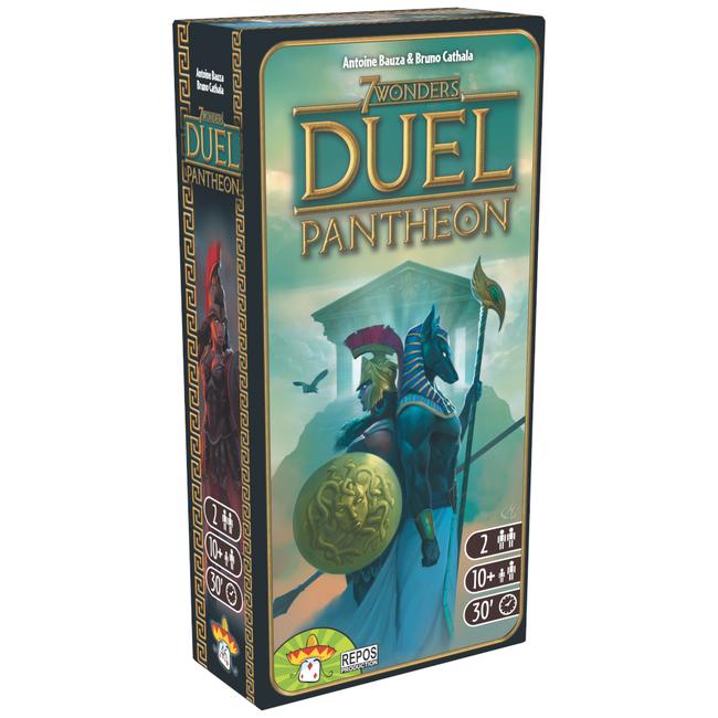 Repos Production 7 Wonders - Duel : Panthéon [français]