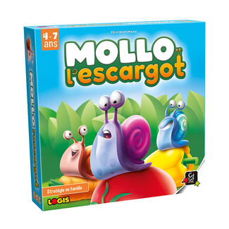 Gigamic Mollo l'escargot [French]
