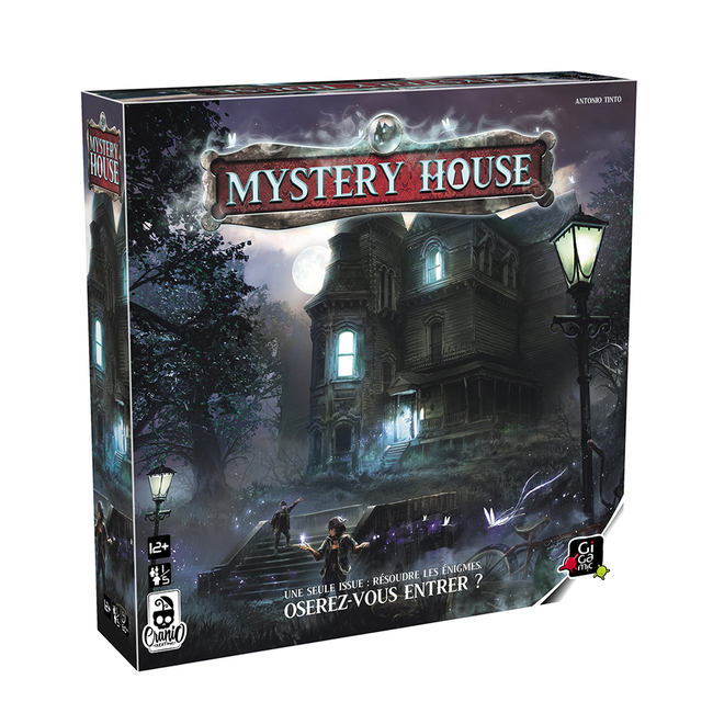 Gigamic Mystery House [French]