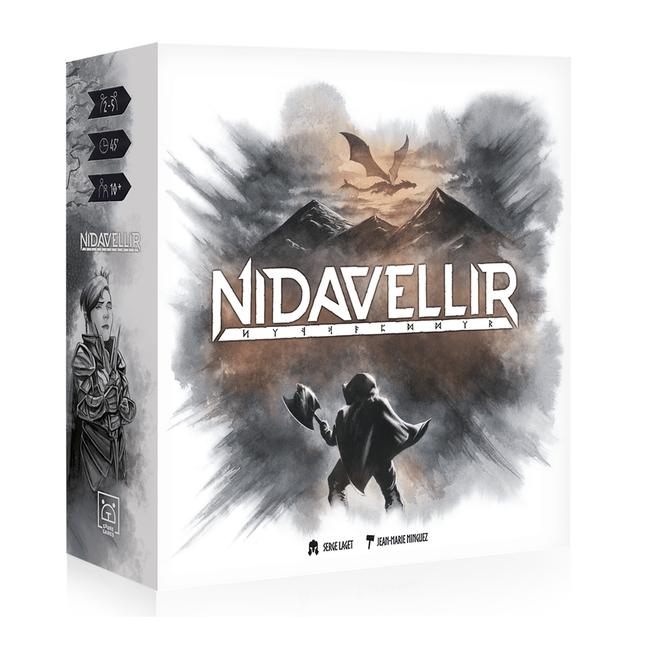 Grrre Games Nidavellir [Multi]