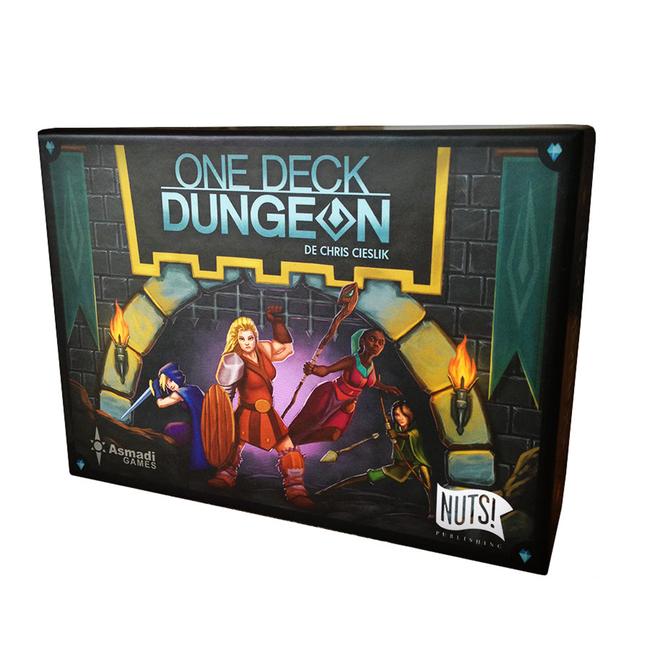 Nuts Games One Deck Dungeon [français]