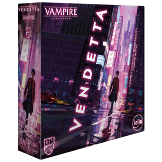 Horrible Guild Vampire the Mascarade - Vendetta [English]